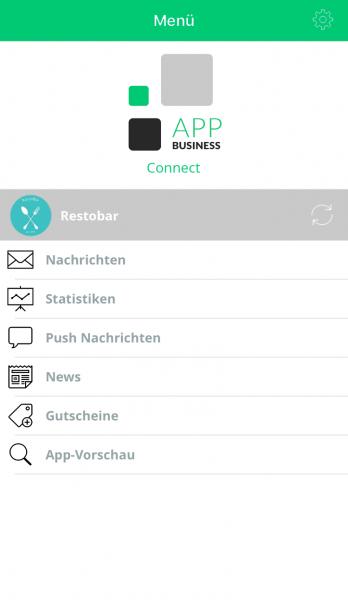 App Marketing und Verwaltung auch von unterwegs mit der Connect App